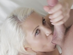Fabulous pornstar Ashlee Mae in Incredible College, Blonde adult clip