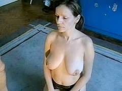 Pervy wife likes it harsh