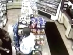 Black girl arrested for urinating in a convenience store