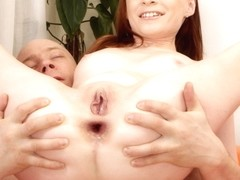 Marisol in Ginger Chick Gets Asshole Ruined - NoBoring