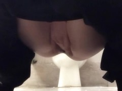 sexy little piss whore librarian pee desperation