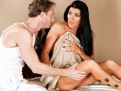 Romi Rain & Ryan McLane in A Skeleton In The Closet Video