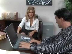 Brooklyn Lee & Marco Banderas in Naughty Office