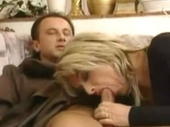 Granny Shows A Juvenile Nun How To Fuck