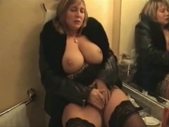 British Mother I'd Like To Fuck hotel room
