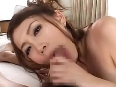 Hottest Japanese slut in Exotic Amateur, Small Tits JAV clip