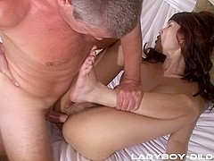 Ladyboy-Dildo Video: Oa - Hardcore