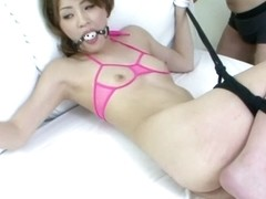 Exotic Japanese slut Yuu Mahiru in Horny JAV uncensored Blowjob clip