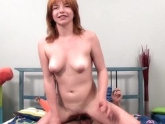 Teen Madelyn butt fucked pile driver anal gape inocent looking