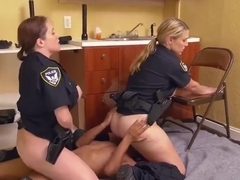 Black guys gang bang blonde girl Black Male squatting in home gets our