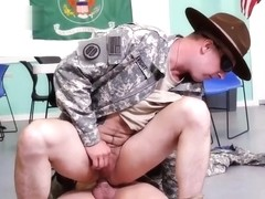 Gay military Yes Drill Sergeant!