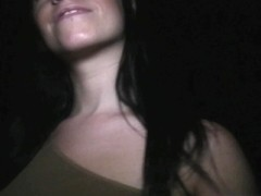 PublicAgent: Spanish Teen with great tits and ass fucking outdoors