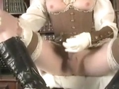 Fabulous homemade shemale clip with Masturbation, Big Tits scenes