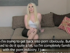 Fabulous pornstar in Hottest Fingering, British sex video