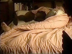 wife fucked one time greater amount on hidden camera home clip scene