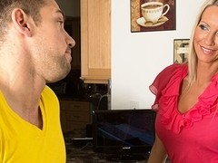 Emma Starr & Johnny Castle in Seduced by a Cougar