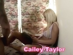 Best pornstar Cailey Taylor in hottest blonde, big tits xxx scene