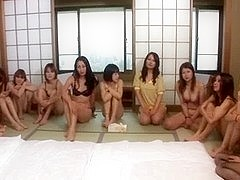 Japanese Group Sex