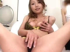 Rei Aoki in Indecent Exposure part 1.3