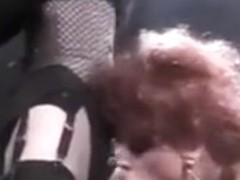 Fabulous homemade shemale clip with Vintage, Blowjob scenes