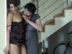 GirlsForMatures Movie: Stephanie and Inessa