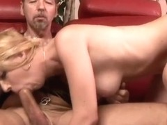 Best pornstar Anita Blue in fabulous creampie, blonde adult scene