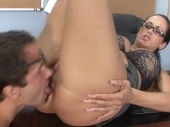 Carmella Bing & Alan Stafford in My First Sex Teacher