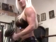 Hottest homemade Fetish, Muscular Women xxx scene