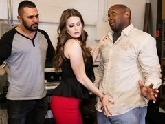 Allison Moore, Prince Yahshua in Mom's Cuckold #15,  Scene #02