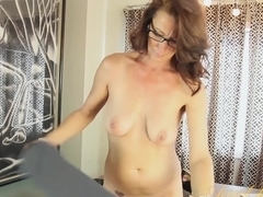 Incredible pornstar Mimi Moore in Exotic Masturbation, Big Tits adult scene