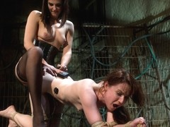 AnnaBelle Lee & Bobbi Starr in Are You Ready To Get Fucked? - Electrosluts