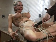 The Ransom A HogTied Feature Movie. A Fantasy Bdsm Abduction Movie Starring Rain Degrey - HogTied