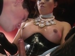 suggest you skinny brunette takes a big black cock pity, that can not
