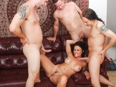 Ashli Ames in  We Wanna Gang Bang Your Mom #14, Scene #01