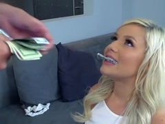 Kylie Page gets paid for sex - Brazzers