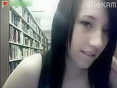 library stickam