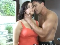 Michelle Brown & Marco Banderas in I Have a Wife