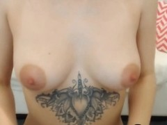 Sexy Babe With Small Tits Feeling Horny