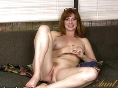 Amber Dawn in Interview Movie - AuntJudys