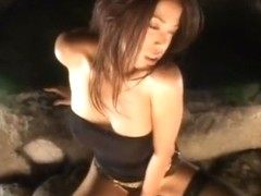 Amazing Japanese slut Daiya Mizusawa in Horny Outdoor, Solo Girl JAV video