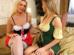 OnlyTease Video: Becki H & Summer