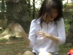 I will make you a miss wet t-shirt amateur sharking video