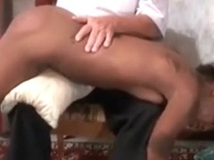 Incredible homemade Spanking, BDSM xxx movie
